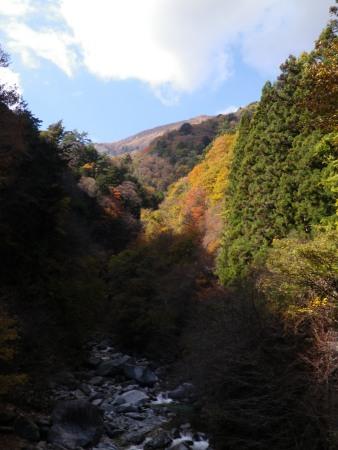 2013.11.尾白川渓谷