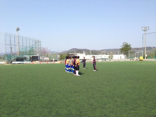 合同練習会 宇部鴻城高校(2013:30〜31)1/3