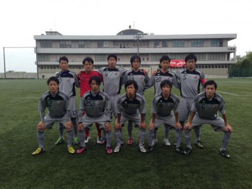 2013年度 中国L 第7節 徳山大学(2013:6:9 日)2/2