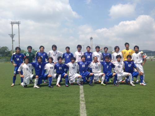 Iリーグ中国2013② A-B(2013:6:29 )1/3