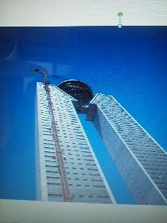 スペイン・エレベーター無しの建物