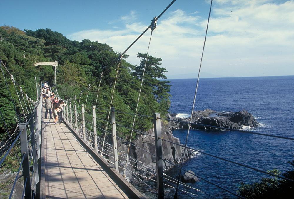 城ヶ崎吊り橋