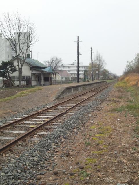 駅・ホームの全像