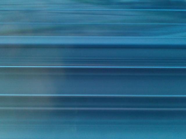青函トンネル前の3線軌条