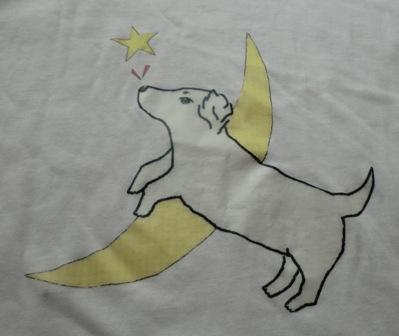 グリ星Tシャツ