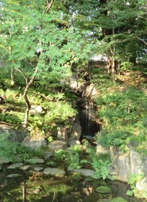 古河庭園10