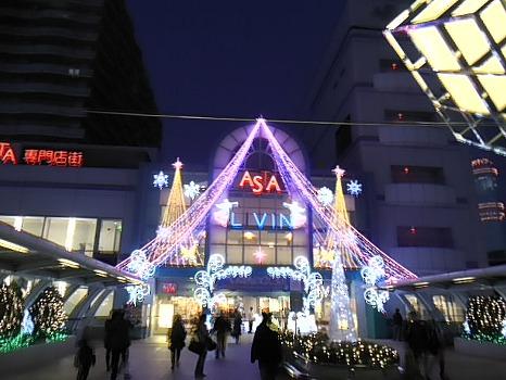 田無駅前A