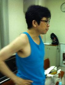 古川さん稽古
