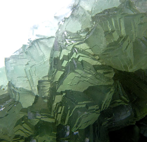 No.490 Green,Calcite