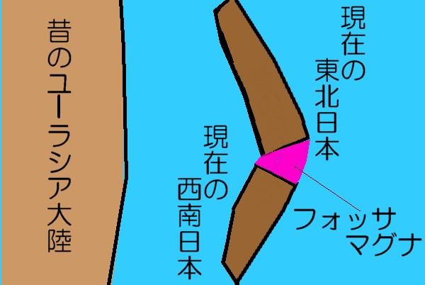 日本列島のでき方3