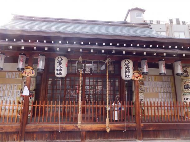 八尾天神社