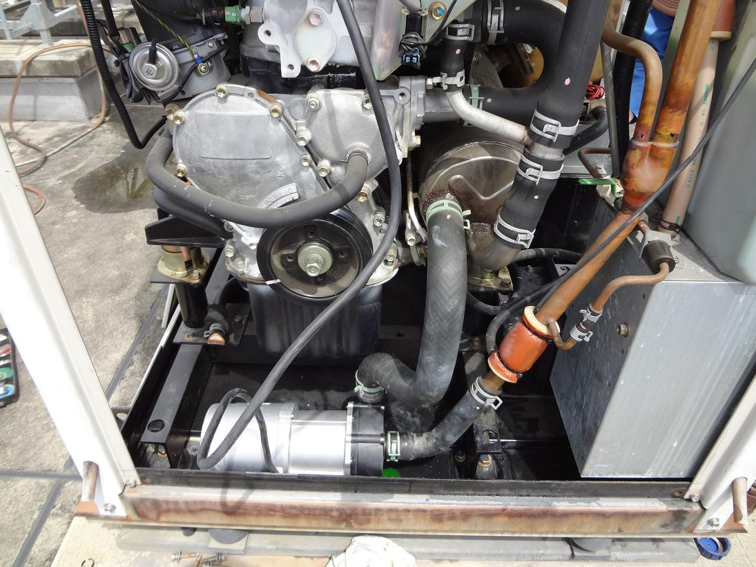 エアコンエンジン