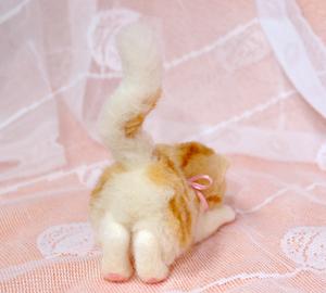 ミニ白茶トラ子猫130724 024