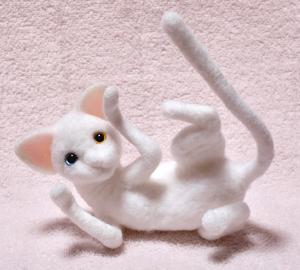 オッドアイ白猫130925 006