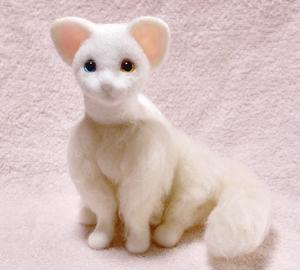 オッドアイ白猫130928 006
