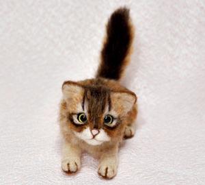 ソマリ親子猫1311020014