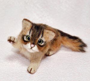 ソマリ親子猫1311020018