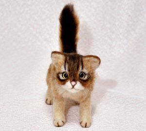 ソマリ親子猫1311020024