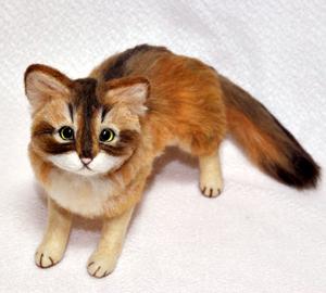 ソマリ親子猫1311020039