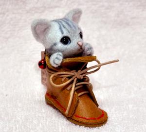 子猫ブーツ131104 014