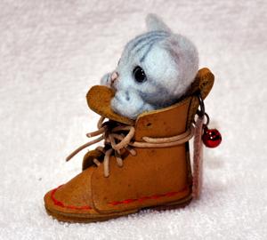 子猫ブーツ131104 015