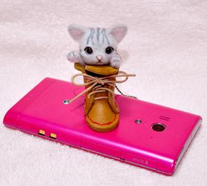 子猫ブーツ-131104 001
