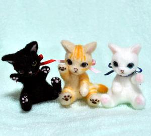 3匹ちび猫 019