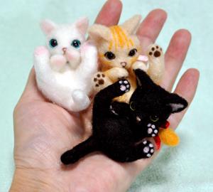 3匹ちび猫 024