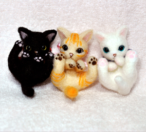 3匹ちび猫 058