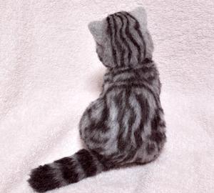 アメショ猫制作中131124 024