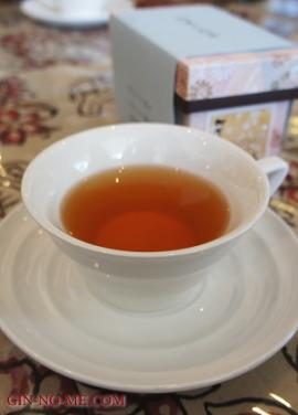 初夏の加賀の紅茶
