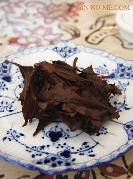 お茶がら 加賀の紅茶