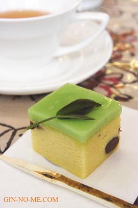 水本さんの和菓子と加賀の紅茶