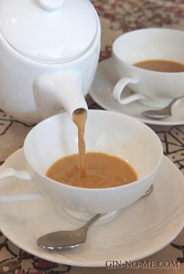 加賀の紅茶発表会 チャイ