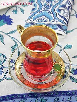 トルコのザクロのお茶