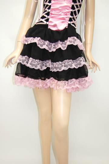 レースドール ショートドレス