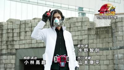 ドライブ#5何そのマスク