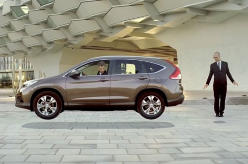 Honda-CM