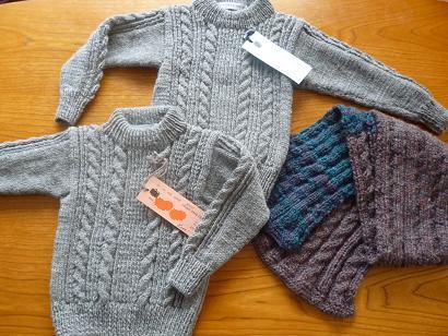 2013 ボランティアセーター