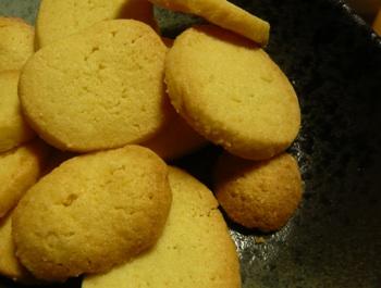 クッキーアーモンド