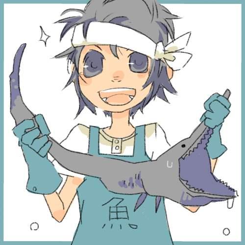 深海魚もいるよ!