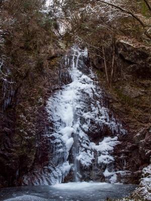 払沢の滝 A