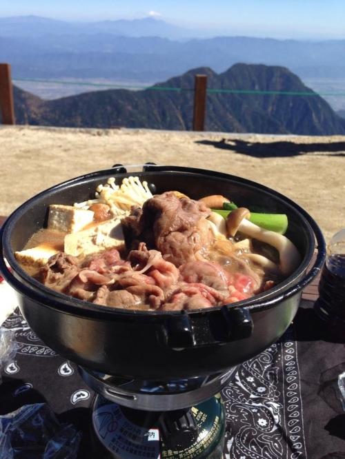 tsumuriすき焼き