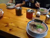 [夕餉] WithBike GSX1300R 麺 東京都