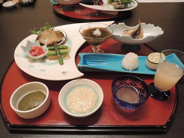別邸 夕食6