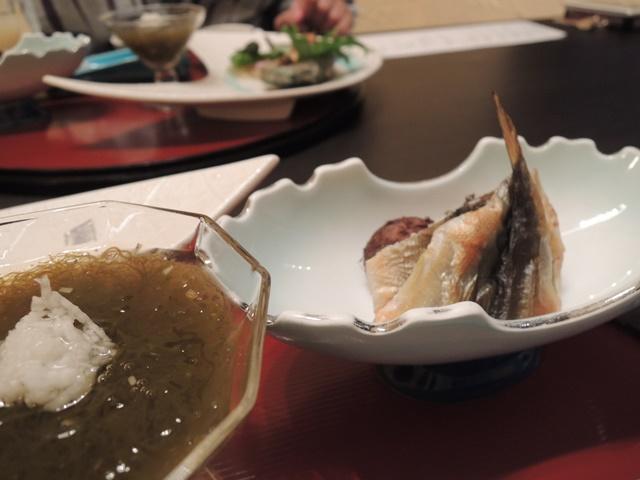 別邸 夕食8