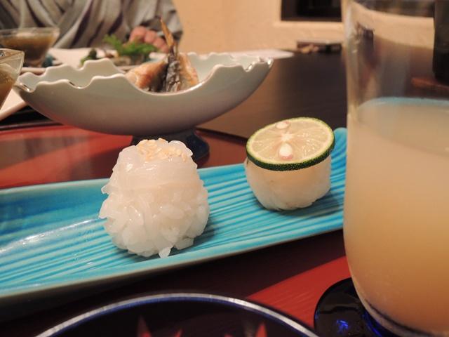 別邸 夕食9