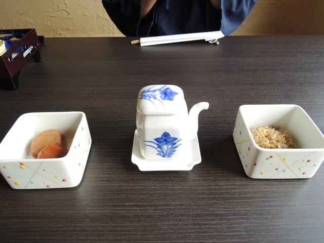 別邸 朝食2