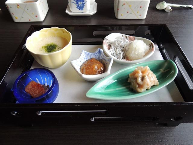 別邸 朝食3