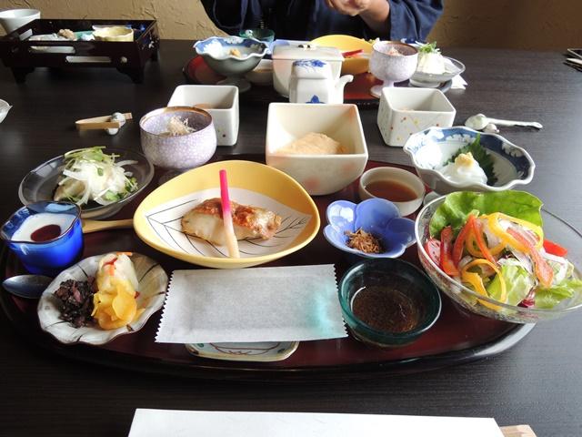別邸 朝食4
